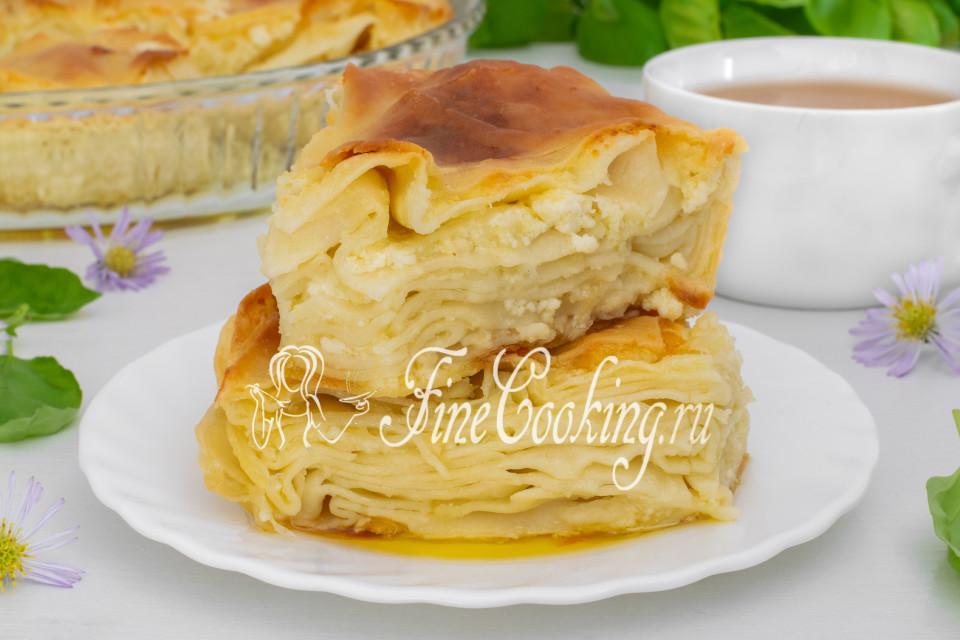 пироги с сыром