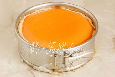 Американский тыквенный пирог (Pumpkin pie). Шаг 16