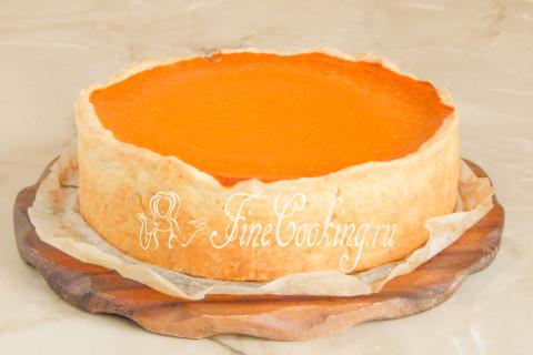 Американский тыквенный пирог (Pumpkin pie). Шаг 18