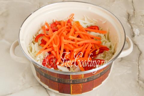 Ну и морковь по желанию