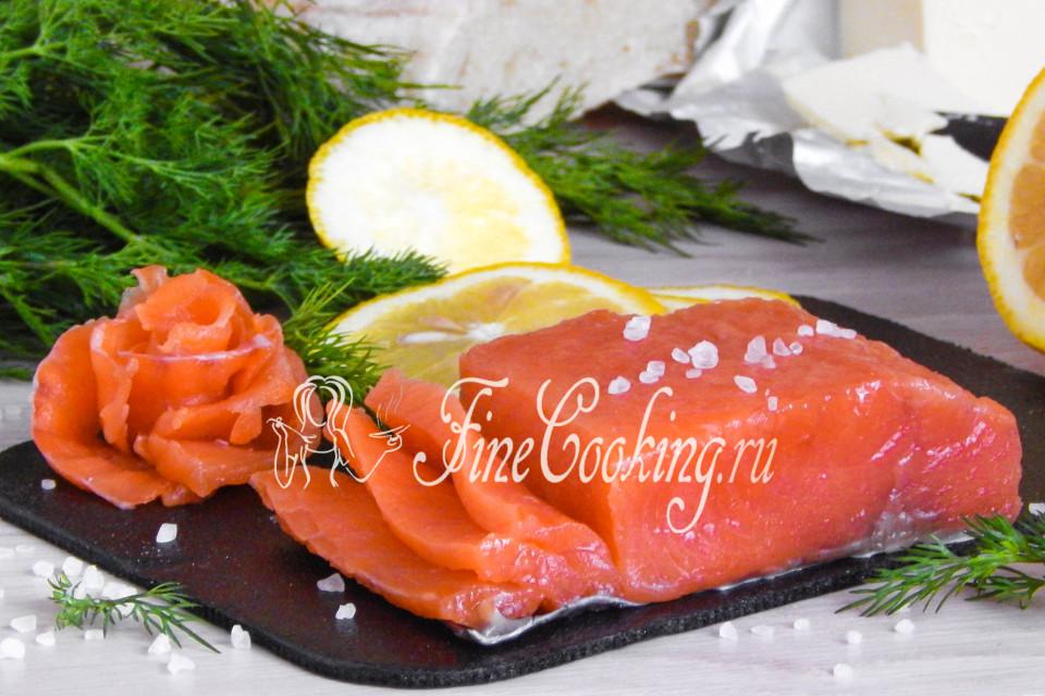 рецепт соления рыбы кижуч по сухому
