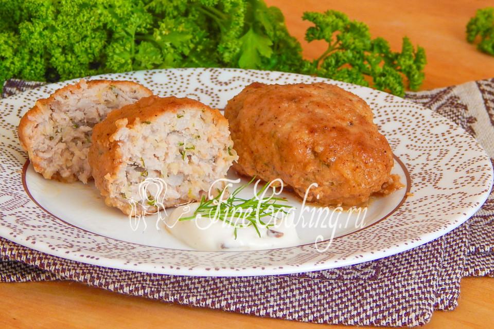 котлеты из фарша свинины рецепт с фото пошагово на сковороде