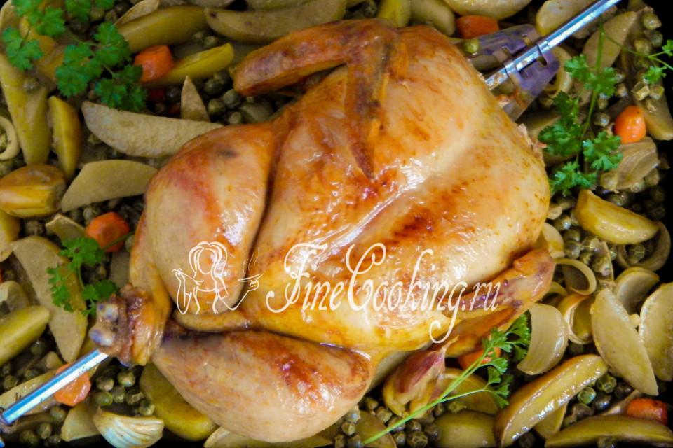 Инструкция приготовления курицы гриль