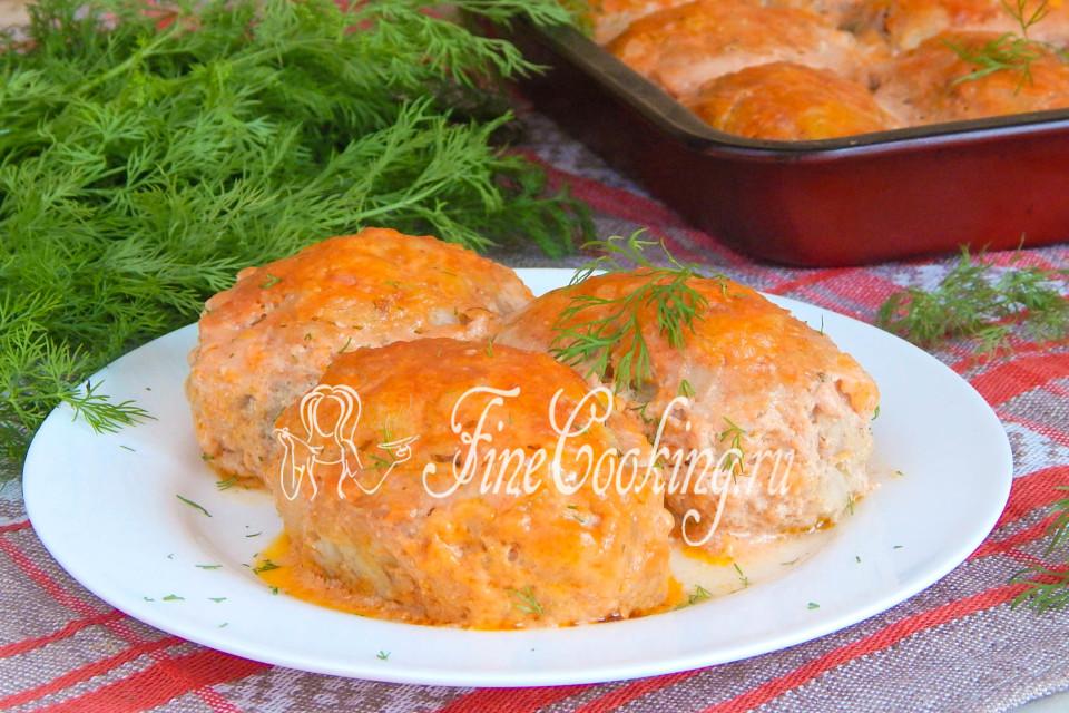 Ленивые голубцы с картошкой в духовке рецепт
