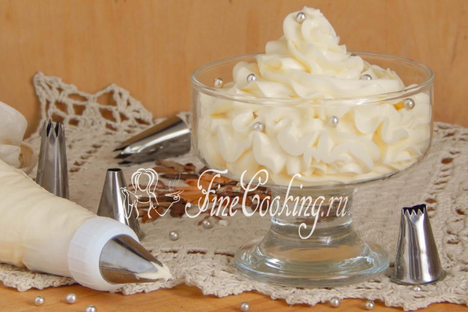 Крем со сгущенкой для торта рецепт