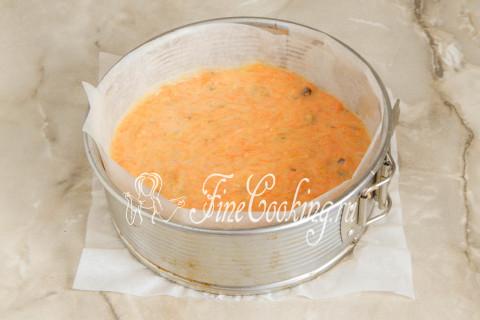 Морковный торт. Шаг 11
