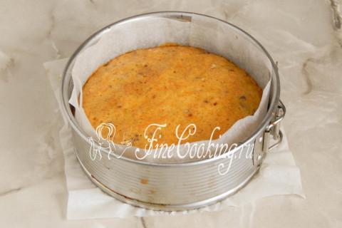 Морковный торт. Шаг 12