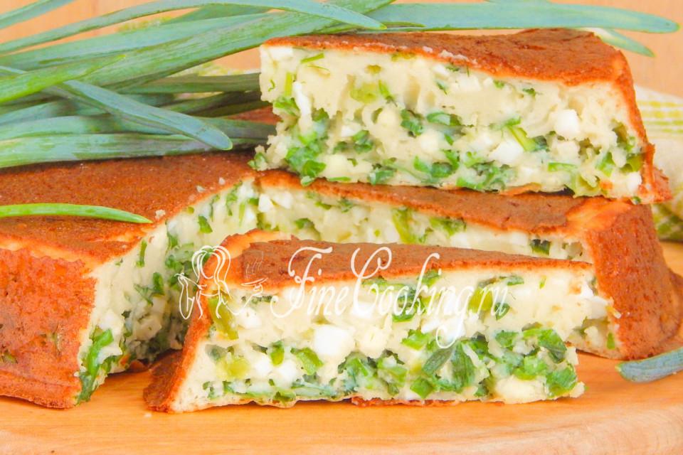 пирог заливной с капустой и яйцом рецепт с фото пошагово
