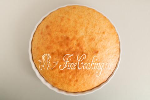 Пирог на сметане. Шаг 10