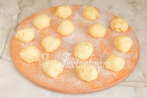 Пончики берлинеры. Шаг 9