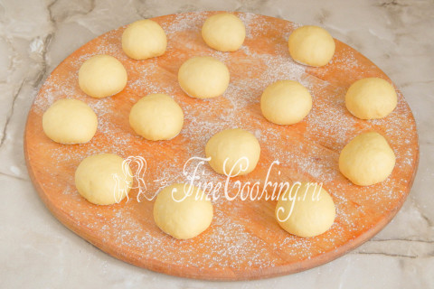 Пончики берлинеры. Шаг 13