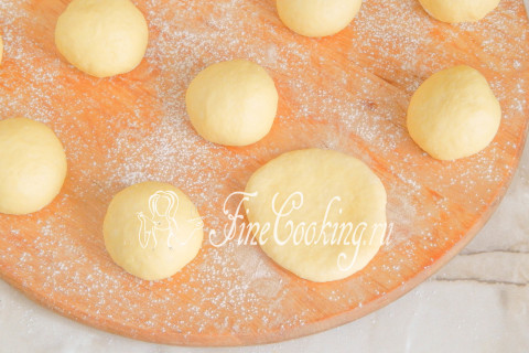 Пончики берлинеры. Шаг 14