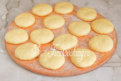 Пончики берлинеры. Шаг 16