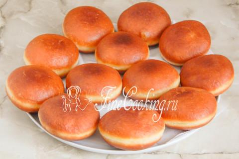 Пончики берлинеры. Шаг 19