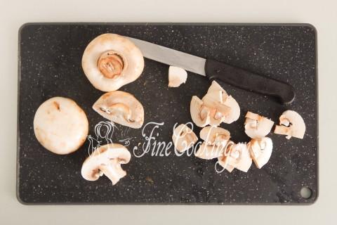 Постный кулеш с грибами. Шаг 5