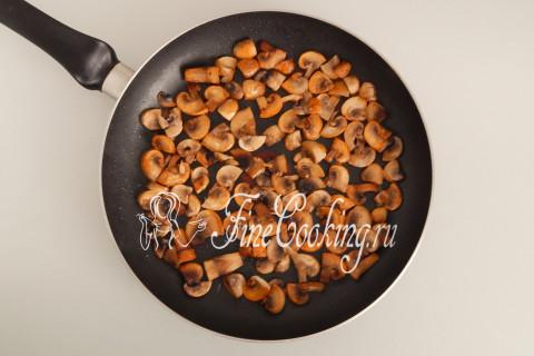 Постный кулеш с грибами. Шаг 8