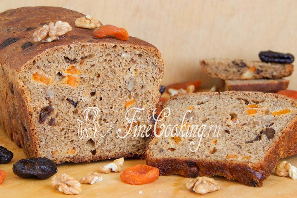 Рецепт хлеба ржаного на закваске 9
