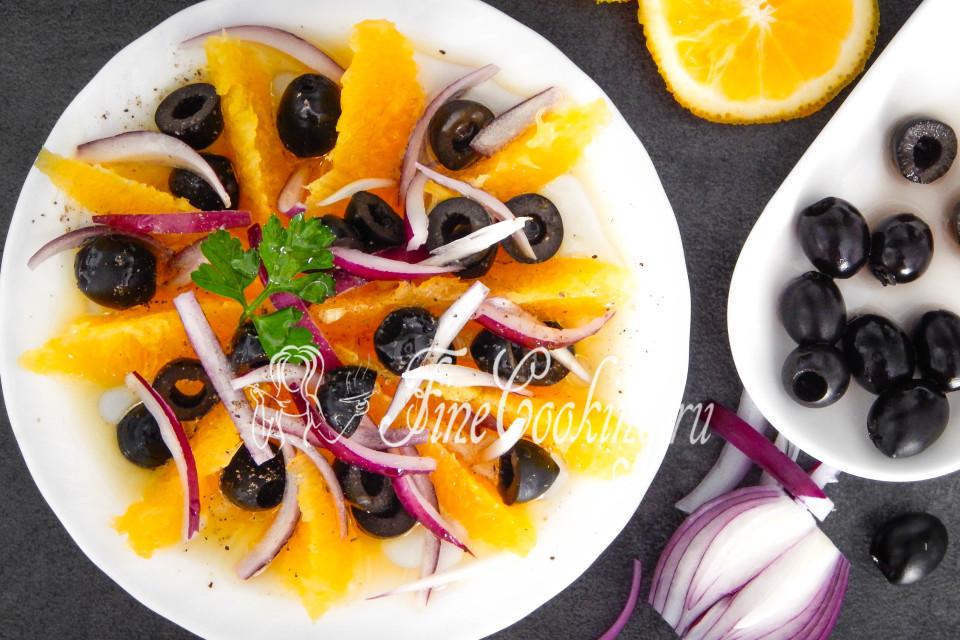 Фиолетовый салат фото