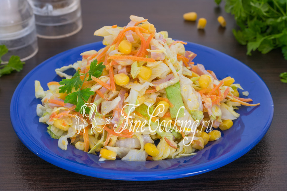 Рецепт: Морковь по-корейски 54