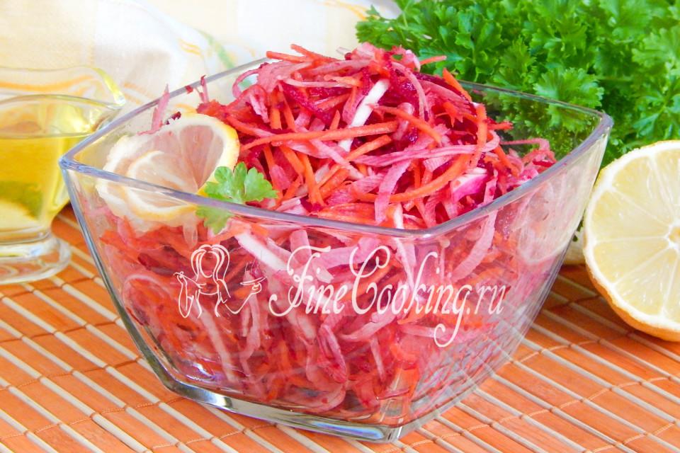 Салат Щетка (для кишечника)