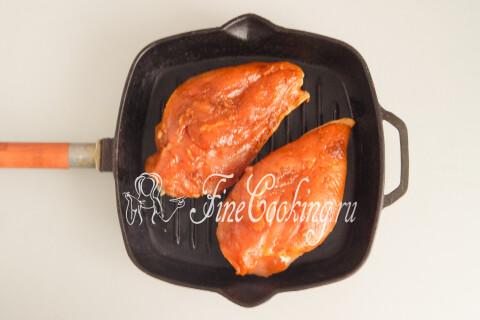 Сочная куриная грудка. Шаг 6