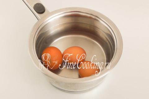 Суп с крапивой и яйцом. Шаг 2