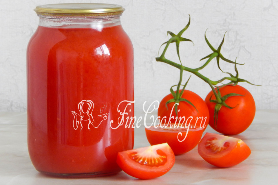 рецепт томатный сок в домашних условиях в соковарке на зиму