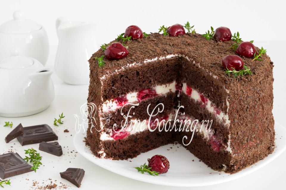 Шоколадный крем для торта из какао и сметаны: рецепт | NUR.KZ | 534x800
