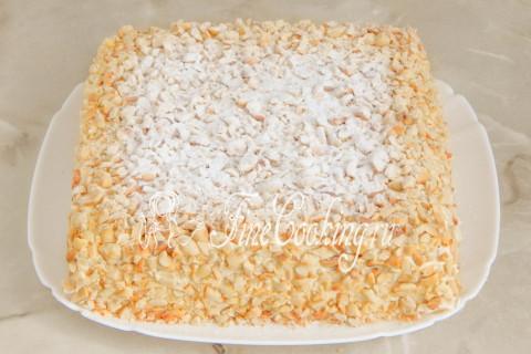 Торт Подарочный. Шаг 38