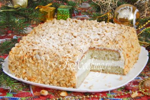 Торт Подарочный. Шаг 39