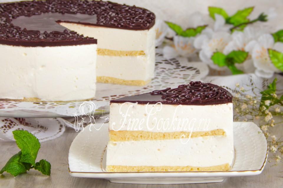 птичье молоко пирожное рецепт как в детстве