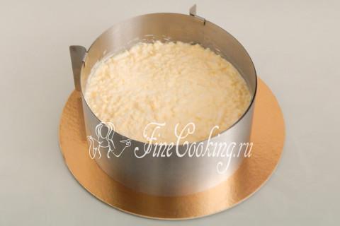 Торт-салат Селедка под шубой. Шаг 12