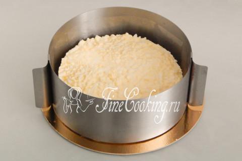 Торт-салат Селедка под шубой. Шаг 19