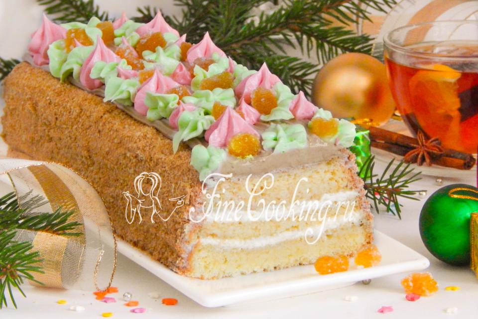 торт сказка рецепты пошагово с фото