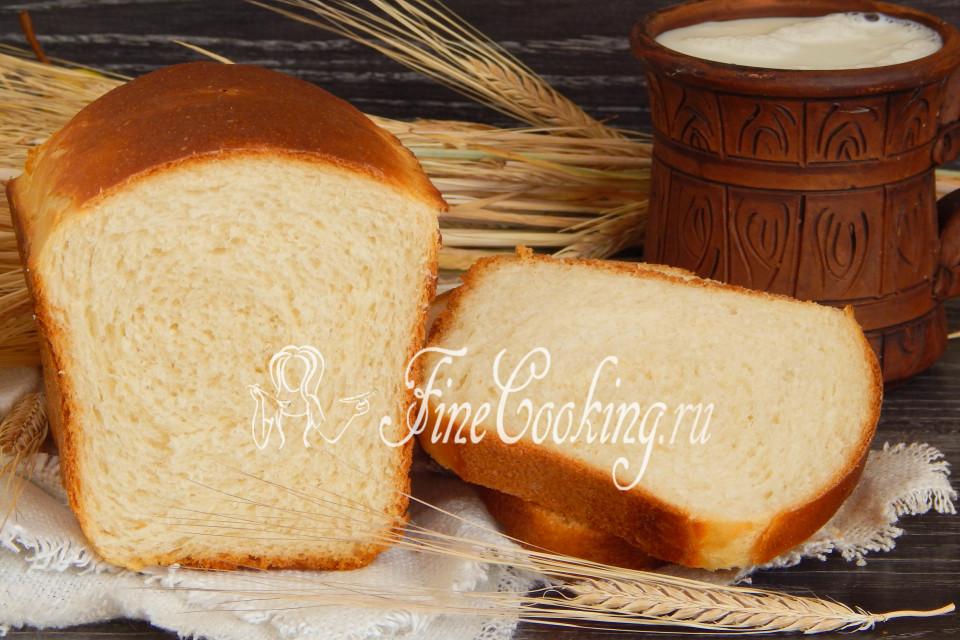 хлеб из заварного теста рецепт